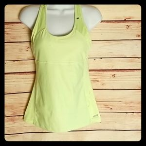 Avia Racerback Workout Tank top Shirt Size M